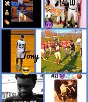 Tony's Collage