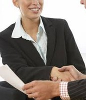 Do: Shake the interviewer's hand before and after the interview