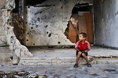 Over 1 million children displaced