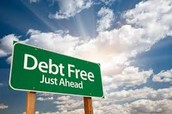 The Second Foundation: Get out of debt