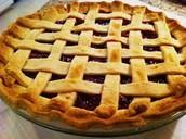Favorite dessert is pie