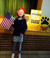 Mary Rose at Wolford Elementary