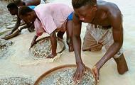 Government-run mine in Sierra Leone