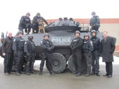 Demilitarization of the Police