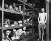 Buchenwald bunks