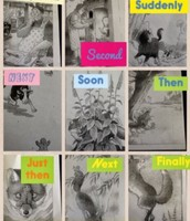 1st Grade Sequencing