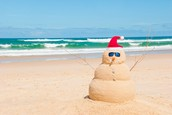 Typical Aussie Christmas