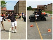 HG Students Get Valuable Lesson on Dangers of Drinking and Driving