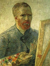 Who is known for the most self portraits in history?