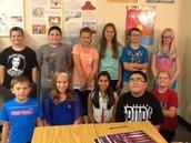 Mrs. Hill's 6th Grade Scientists