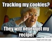 Online privacy is very important watch out for cookies!