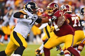 Offensive Highlights: Steelers @ Redskins