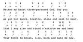The Iambec Poem