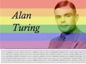 Alan Turing is gay ?