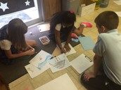 Group work on Noah Posters