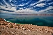 Interesting facts about the lowest elevation body of water on Earth