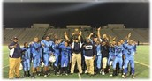 T. W. Browne MS Wins City Championship Football