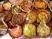 Common Foods & Cuisine