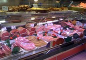 Our shop sells the best cuts of meat around the area.