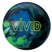 Vivid bowling ball
