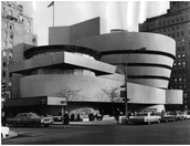 Solomon Guggenheim Museum in New York City