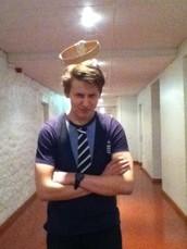 Johann ist mein Idol!