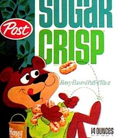 Sugar Crisp in the 1980's
