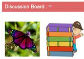 Discussion Link Widget