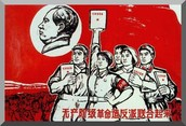 Students Supporting Mao