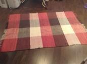 Area rug 5x 7'