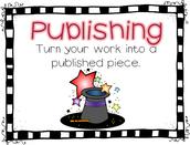 Step 6: Publishing