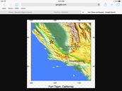 Jan 9,1857 Huge Earthquake hits CA