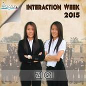 Multech H.O.D of I-Week 2015