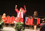 Graduation is finally here!