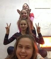 Соня, я, Маша і Саша