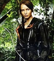 Katniss is brave
