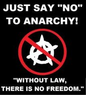 Don't make an anarchic government!