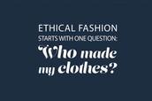 Al igual que la ropa la ropa de moda ?