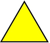Classify a triangle by its sides