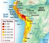 INCA MAP
