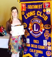Congratulations Emily Hatz!