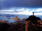 One of the views from Brazil.