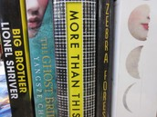 We have loads of new titles.