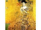 Retrato de Adele Bloch.