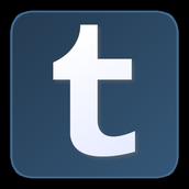 Follow us on Tumblr!