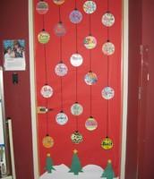 Our Classroom Door Decoration