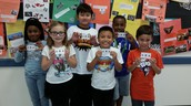 Last Week's Top Think Through Math Student's!!!