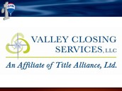 Valley Closing Update