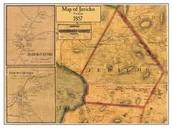 Mapa de Jericó