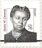 First elected female senator